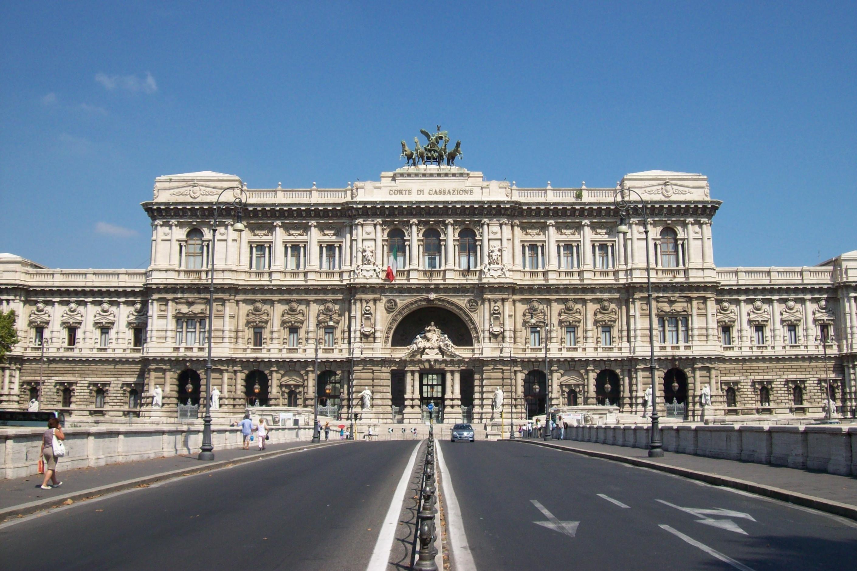 Corte-di-Cassazione-Roma